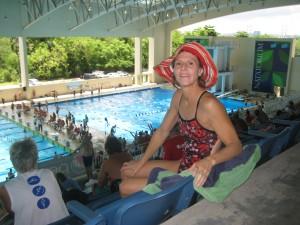 Susan Dawson-Cook at 2010 USMS Summer Nationals
