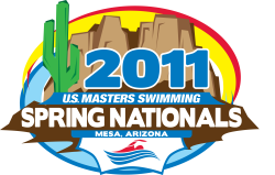 USMS Spring Nationals logo