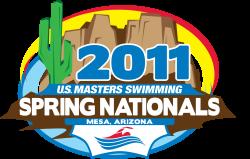 USMS Spring Nationals logo