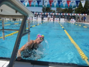 Susan Dawson-Cook, 200 Breast, USMS Spring Nationals