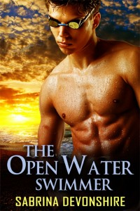 The Open Water Swimmer Book Cover