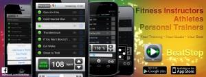 BeatStep App for Fitness Instructors